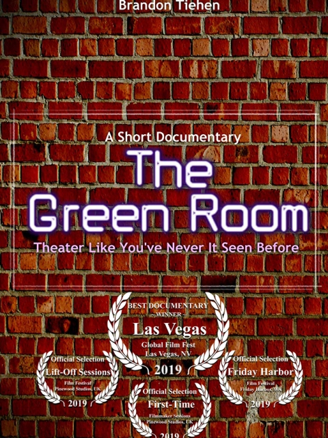 The Green Room (Official Festival Poster)